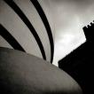 Studie Guggenheimovy architektury, New York 2011 | © Andreas H. Bitesnich