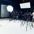 Sedm Nikonů D850 pro Bullet Time. Jak se natáčelo video Karolíny Kudláčkové | Zdroj foto: MERGE studio, Fomei