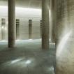 Krematorium Baumschulenweg v Berlíně, Charlotte Frank, Axel Schultes; 1994–2007, Foto: Ester Havlová