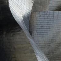 Guggenheimovo muzeum v Bilbau, Frank Owen Gehry; 1991–1997, Foto: Ester Havlová