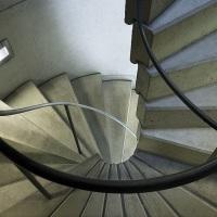 Rekonstrukce a dostavba Smíchovské synagogy v Praze, Znamení čtyř – architekti; 2001–2004, Foto: Ester Havlová