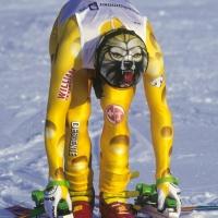 © JIŘÍ KOLIŠ, www.kolis.cz: William Besse – Švýcarsko - ZOH Lillehammer 1994 / William Besse – Switzerland – Winter Olympic Games Lillehammer 1994