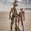 Burning man 2016-2017 | Foto Marek Musil
