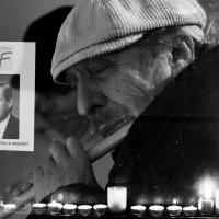 Smutek Jiřího Stivína (dvojexpozice) | Foto Markéta Butalová