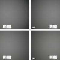 Nikkor Z 14–30 mm f/4 S –vinětace –ohnisko 14 mm