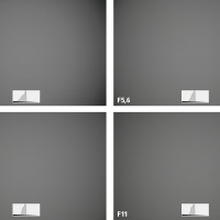 Nikkor Z 24–70 mm f/4 S –vinětace –ohnisko 24 mm