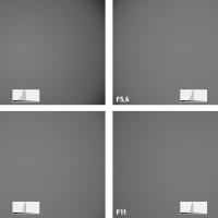 Nikkor Z 24–70 mm f/4 S –vinětace –ohnisko 70 mm