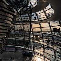 Nikon kalendář 2020 –semifinále | Ráno nad městem, foto Martina Studená