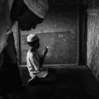 Who will save the Rohingya?   Foto Alain Schroeder