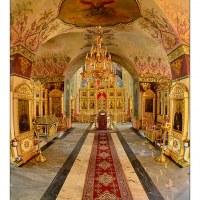 Chrám svatého Nikolaje, Moskva, Rusko