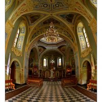 Chrám svatého Nikolaje, Kozulka, Ukrajina