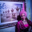Vernisáž výstavy DUST and LIGHT The Burning Man Collection Marka Musila v rámci F! Festivalu fotografie 2017 v Brně | Foto Marek Holoubek