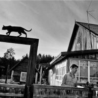 © Martin Wágner: Vesnice Kirsantjevo – Krasnojarský kraj 2006
