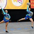 Mažoretky 2 –Mistrovství světa v mažoretkovém sportu 2019 | Foto Zdeněk Bierhanzl