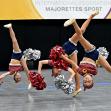 Mažoretky 4 –Mistrovství světa v mažoretkovém sportu 2019 | Foto Zdeněk Bierhanzl