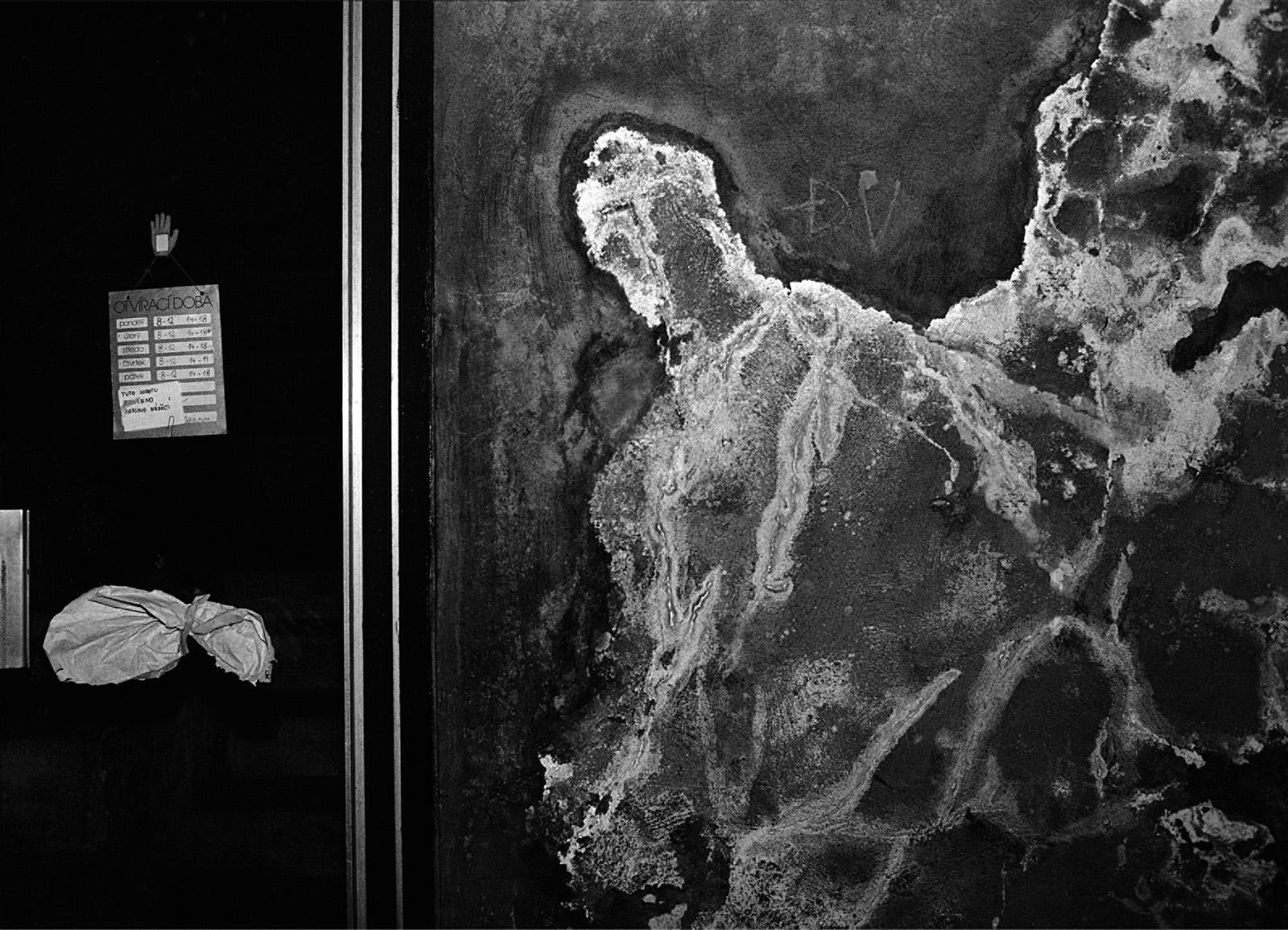 PAMĚTI NOCI – PRAHA 1983 / NIGHT MEMORIES – PRAGUE 1983 © PETER ŽUPNÍK: Duch doby / Ghost of Time