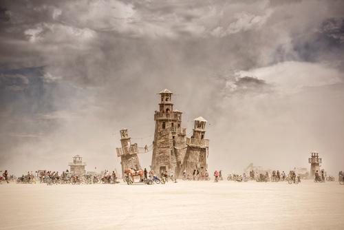 Burning Man v Nikon Photo Gallery už od tohoto čtvrtka