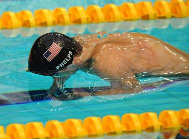 © JIŘÍ KOLIŠ, www.kolis.cz: Michael Phelps – USA – LOH Peking 2008 / Michael Phelps – USA – Summer Olympic Games Beijing 2008