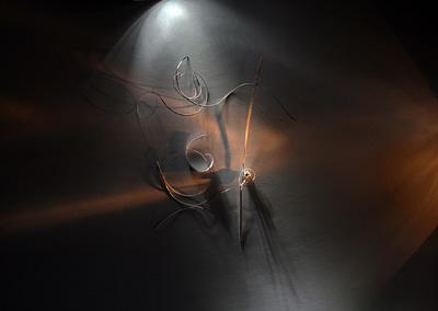 © Vladimír Kozlík: Čas představ – 24.5.2013 – Světlo na stole / Time of imagination - 24.5.2013 - Light on the table