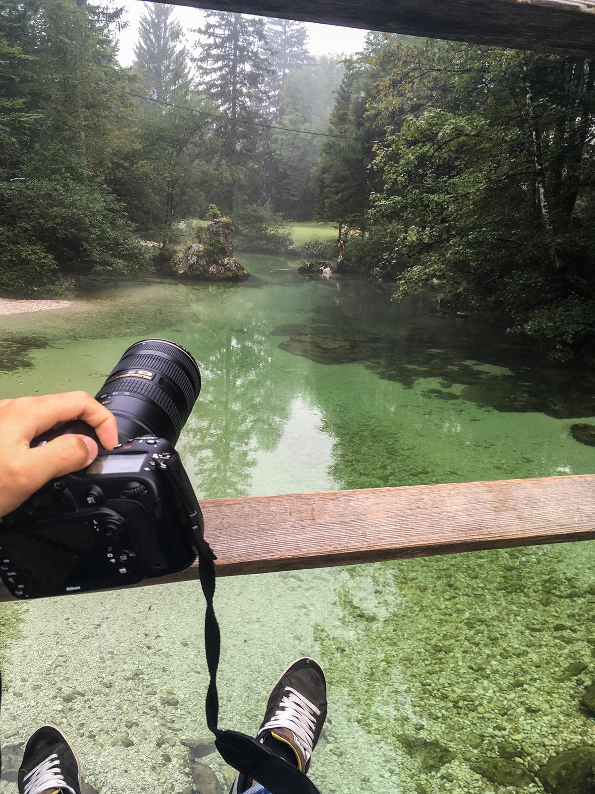 Slovinsko fotoaparátem Martina Sznapky
