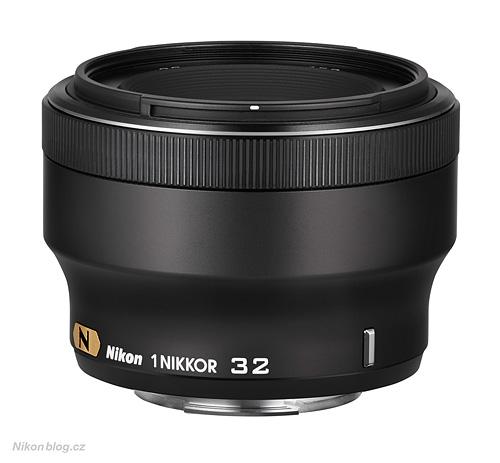1 Nikkor 32 mm F1,2
