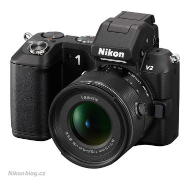 1 Nikkor 6,7–13 mm F3,5–5,6 VR