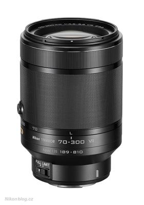 1 Nikkor 70–300 mm F4,5–5,6 VR