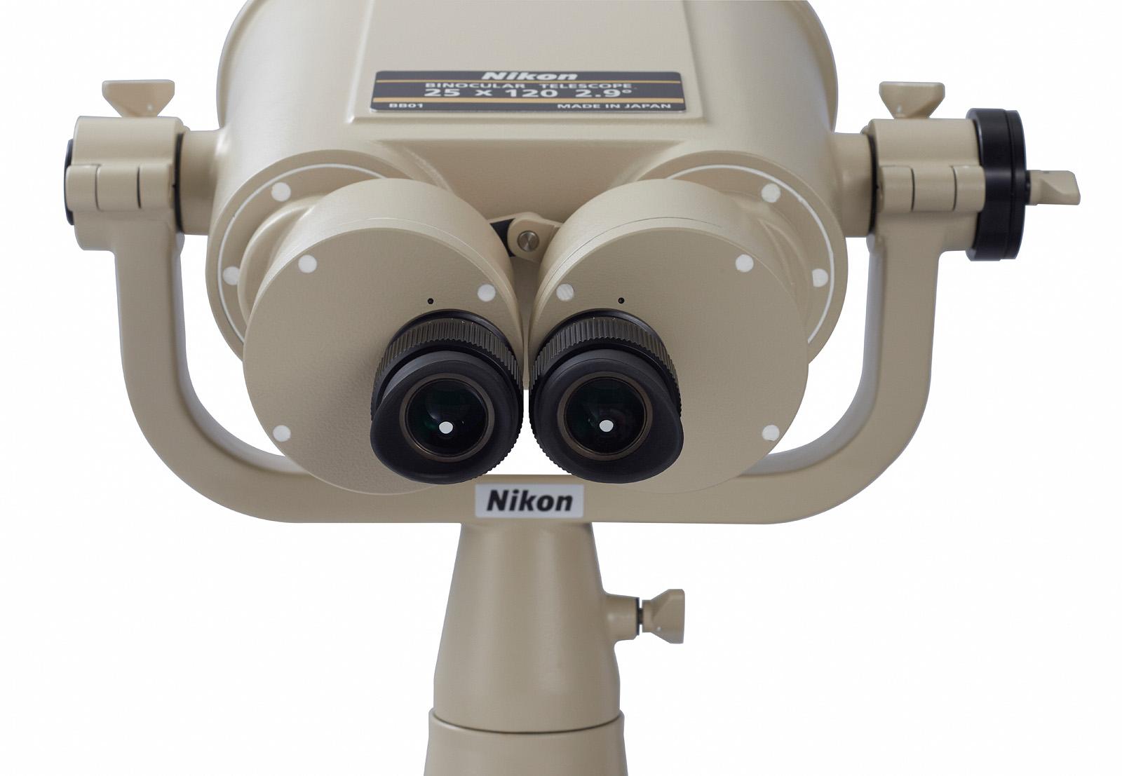 Binokulár Nikon 25×120 IV.
