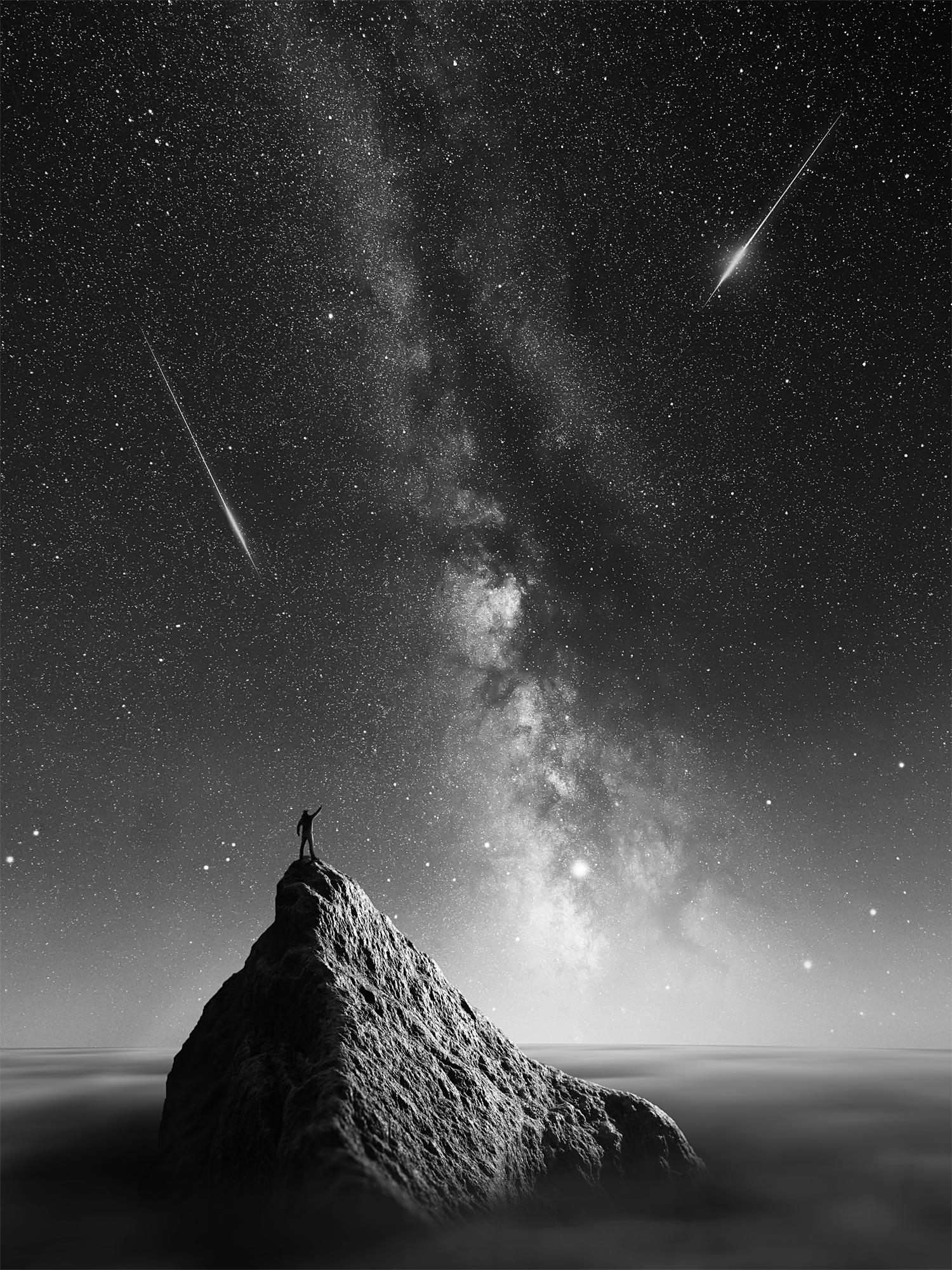 Lovec hvězd | Foto Tomáš Tisoň