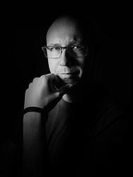 Tomáš Tisoň –autoportrét