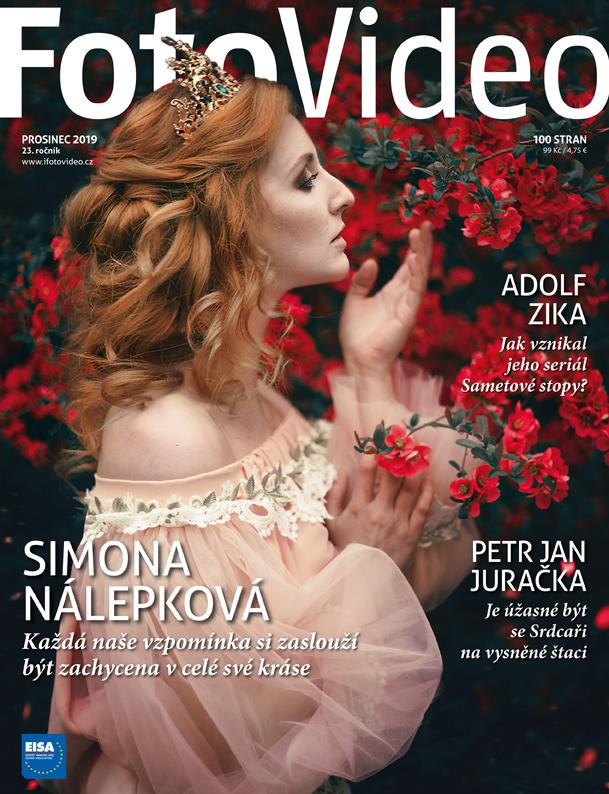 časopis FotoVideo 12/2019