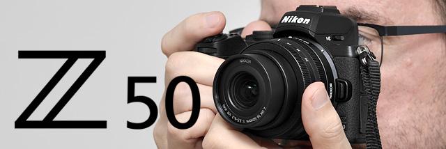 """""""Román o Z 50."""" Nový DX mirrorless Nikon Z 50 napoprvé"""