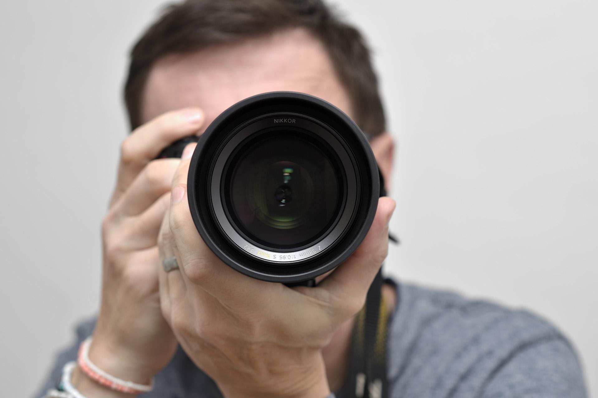 Nikkor Z 58 mm f/0,95 mm S Noct –z očí do očí :-)