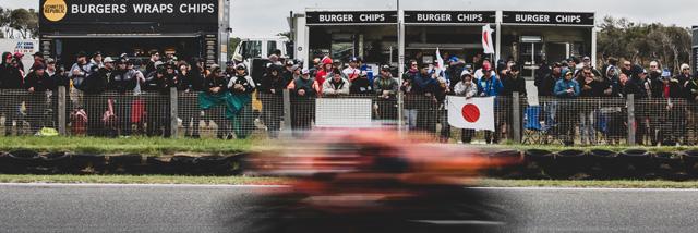 Václav Duška Jr.: Podzimní cesta kolem světa za závodními motorkami. 4. díl – Austrálie