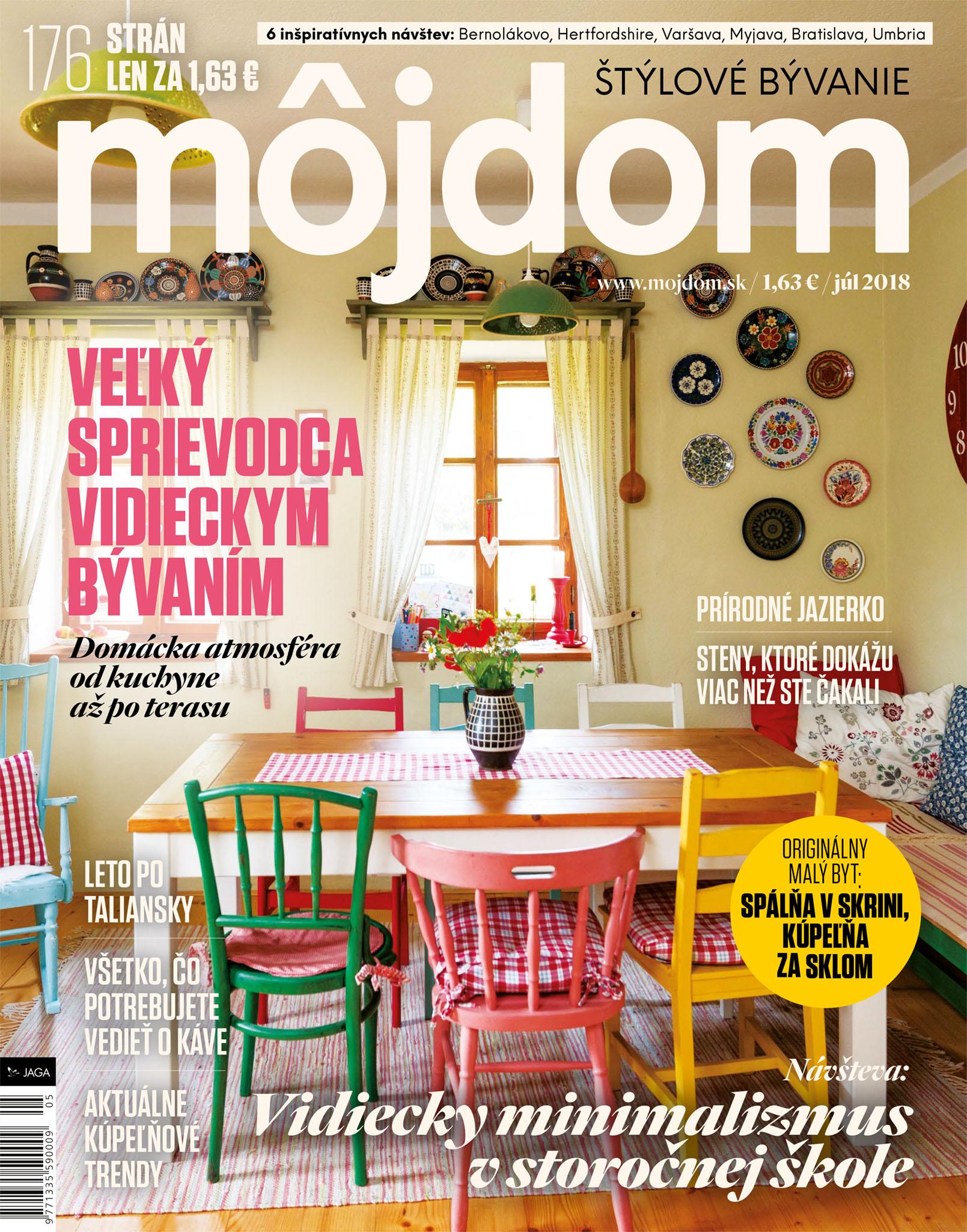 Cover foto: Ľuboš Paukeje