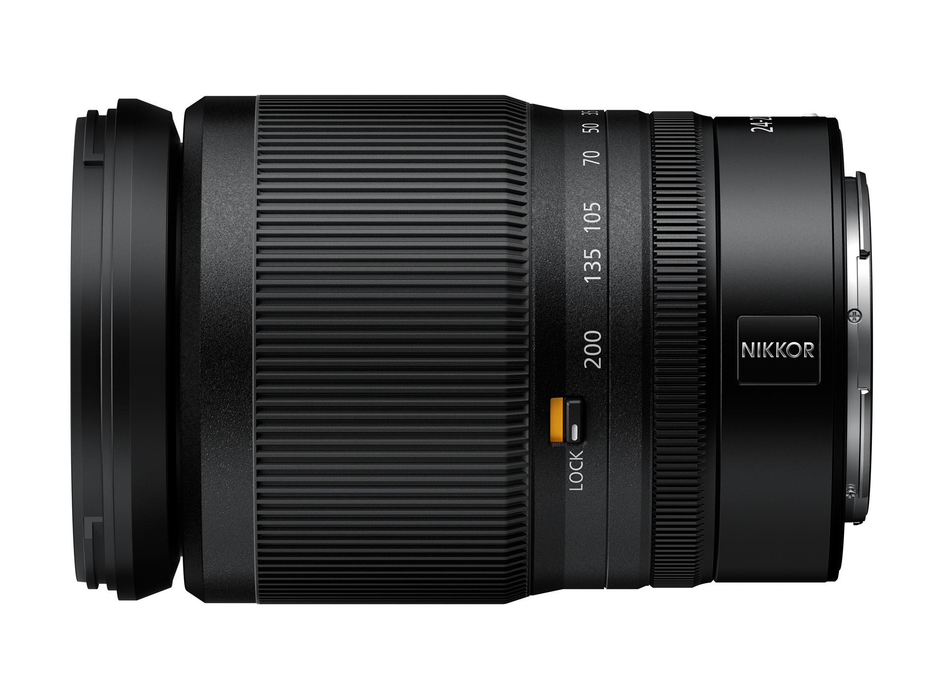 Nikkor Z 24–200 mm f/4–6,3 VR