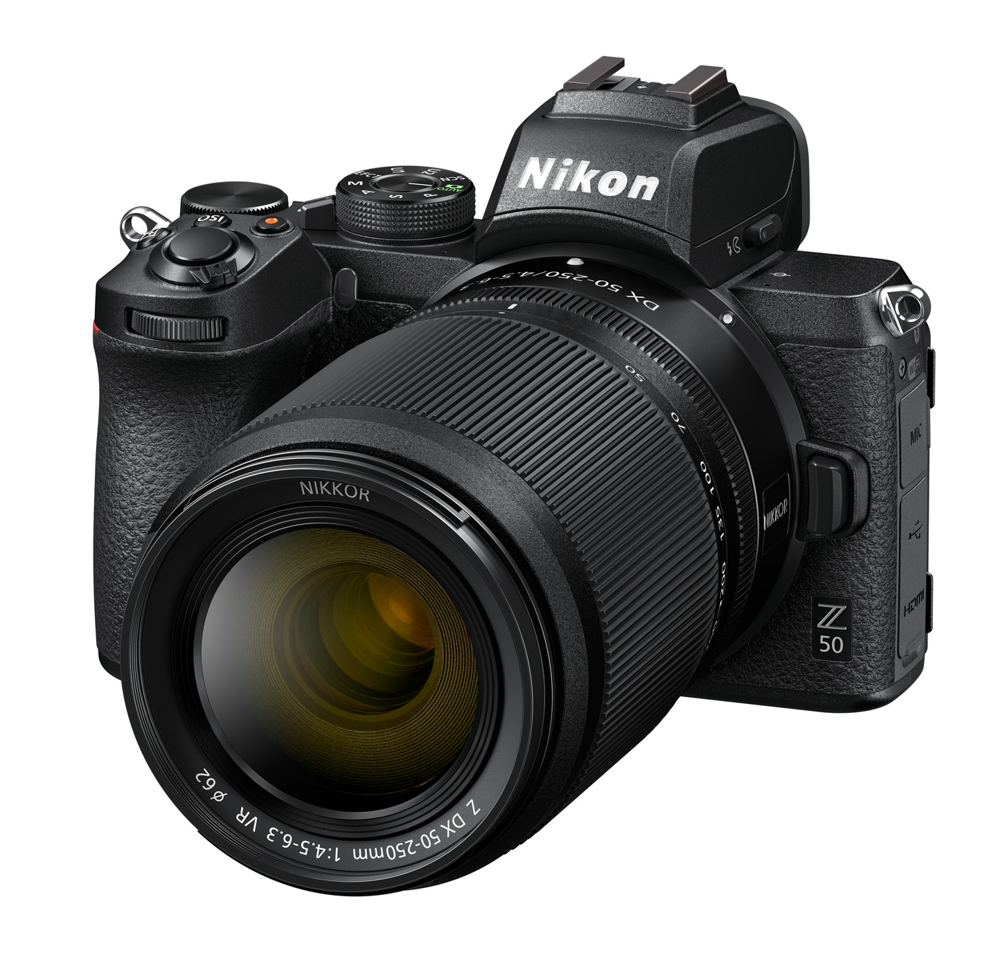 Nikkor Z DX 50–250mm f/4,5–6,3 VR