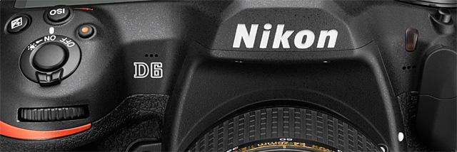 Jednoduše nejlepší… Nikon D6 na první pohled