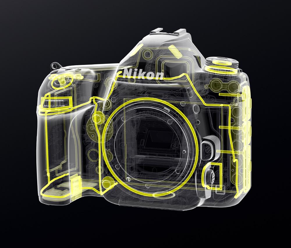 Utěsnění Nikonu D780