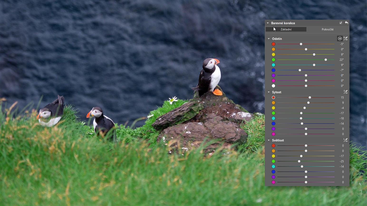 Jarní aktualizace Zoner Photo Studia ve znamení úprav barev