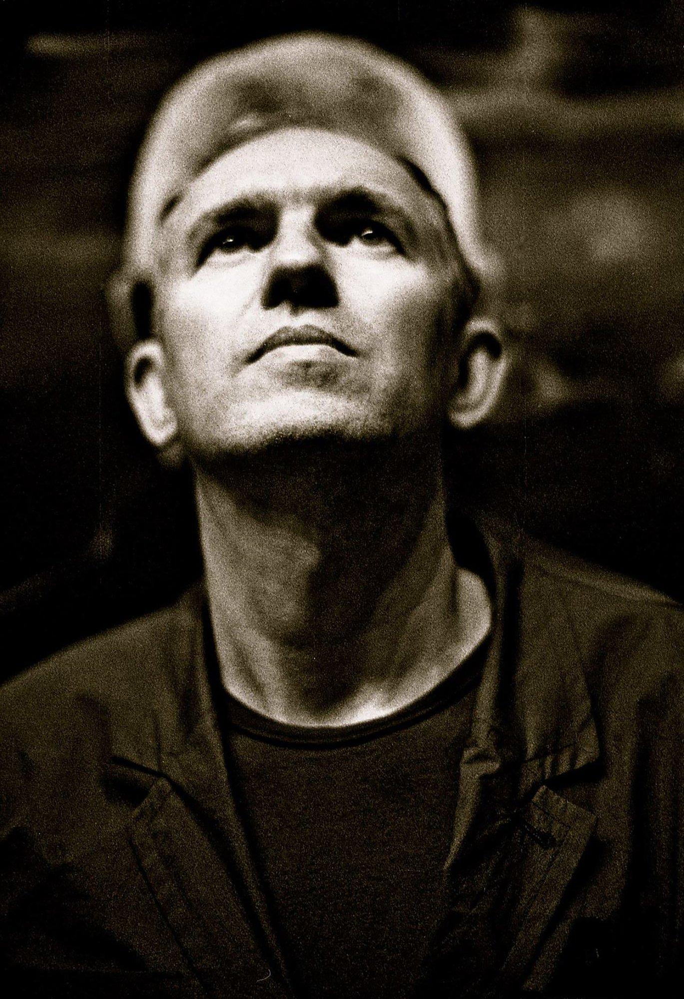 Anton Corbijn | Foto Bára Lockefeer