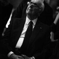 Hubert de Givenchy | Foto Bára Lockefeer