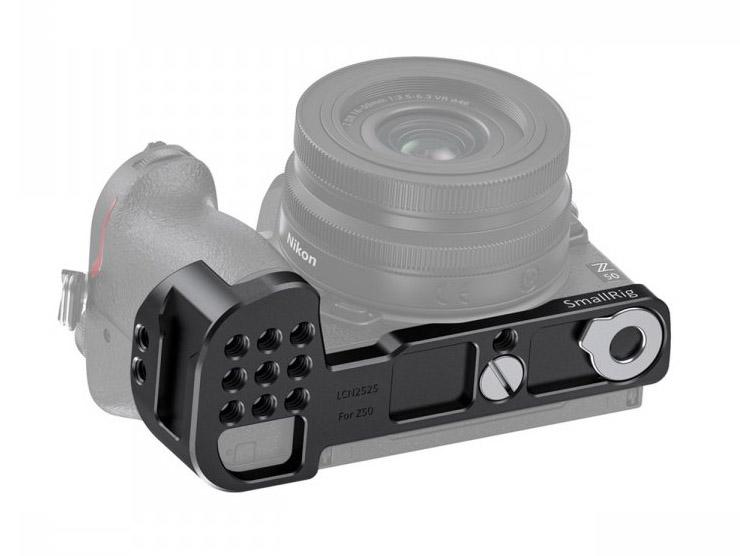 Upevňovací lišta SmallRig pro Nikon Z 50 | Zdroj foto SmallRig