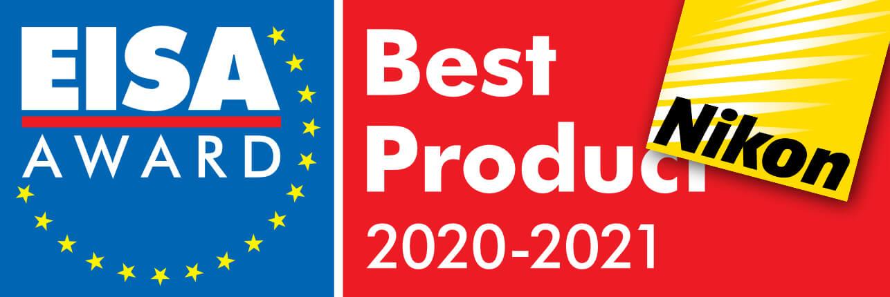 Dvě plus dvě ceny EISA 2020–2021 pro Nikon