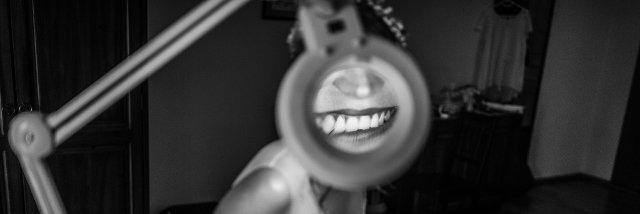 S úsměvem jde všechno líp. Srpnová Fotka měsíce Nikonblogu jakbysmet