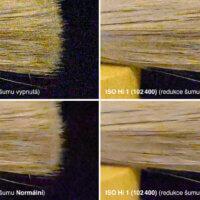 Nikon Z 5 –test šumu –ISO Hi 1 (102 400)