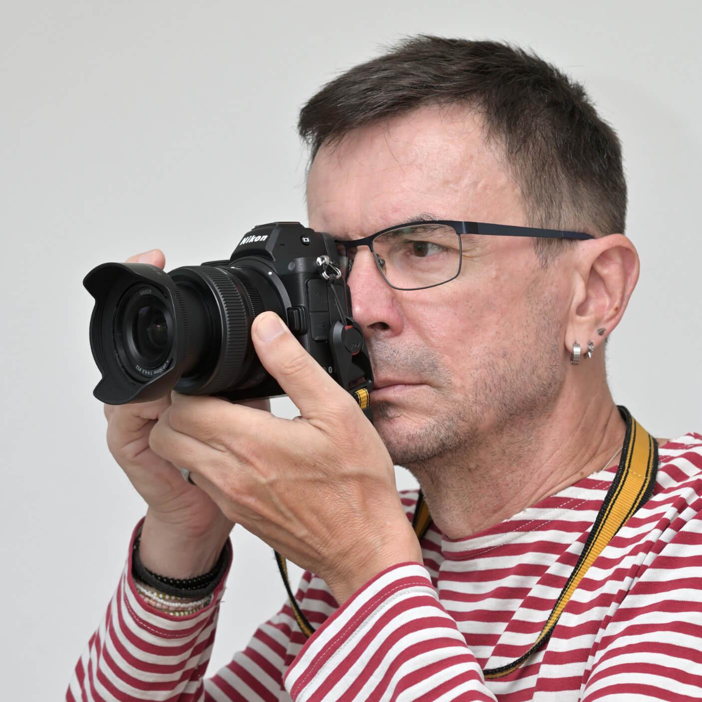 Se setovým zoomem Nikkor Z 24–50 mm f/4–6,3 je Nikon Z 5 slušný drobek…