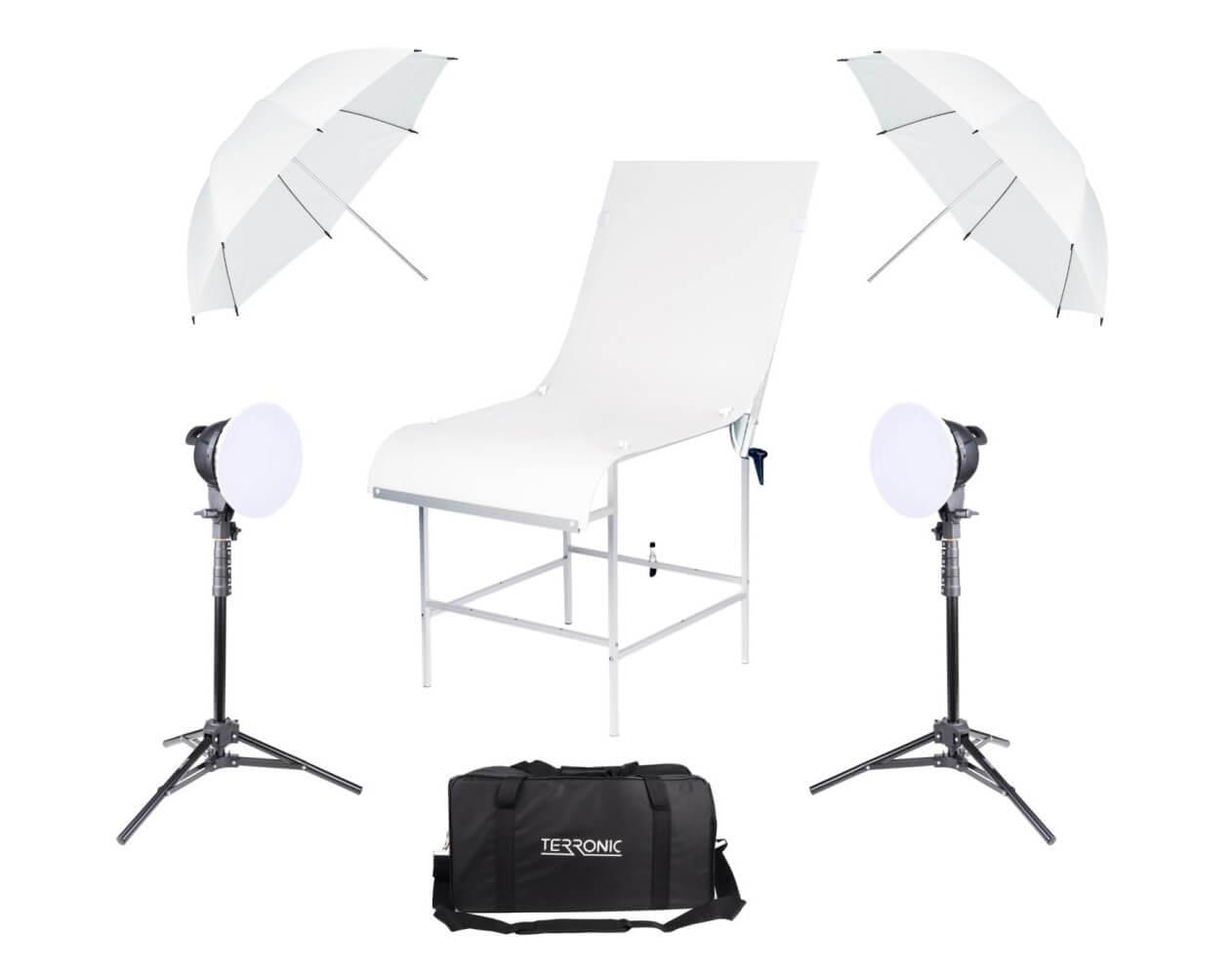 Terronic Basic Hobby LED 38/38 web studio | Zdroj foto Fomei