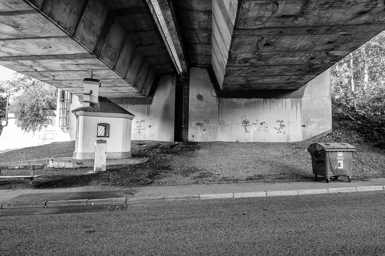 Civilizace | Foto Jan Longr Knot