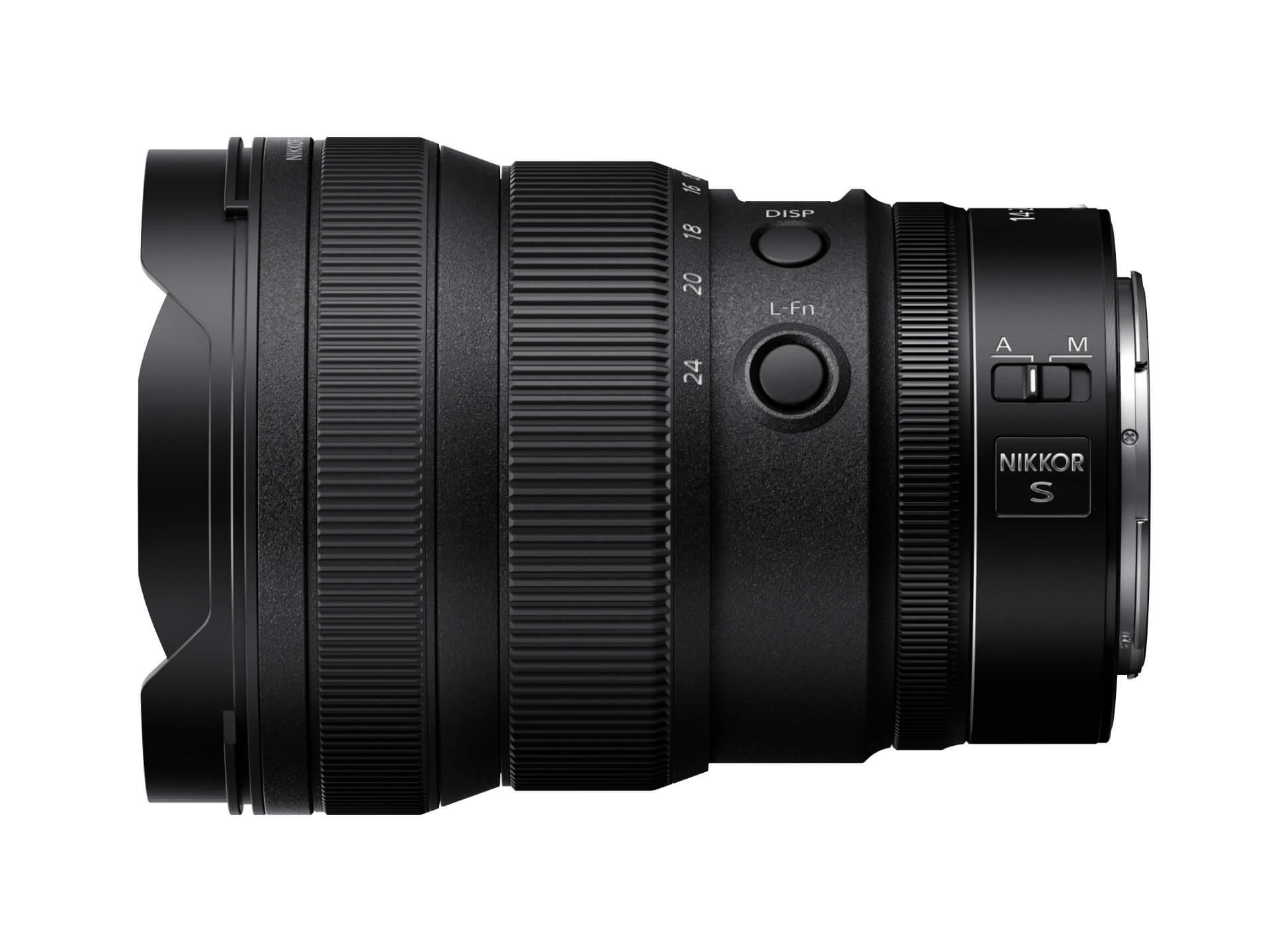 Nikkor Z 14–24 mm f/2,8 S